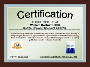 DRS Certification
