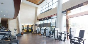 HKS Commercial and Gym construction
